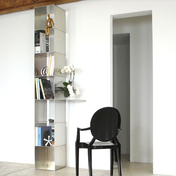 Quad-etagere-metallique